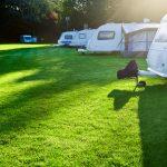 Suveræn campingferie på Lolland