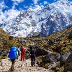 Camping på rejser til Peru